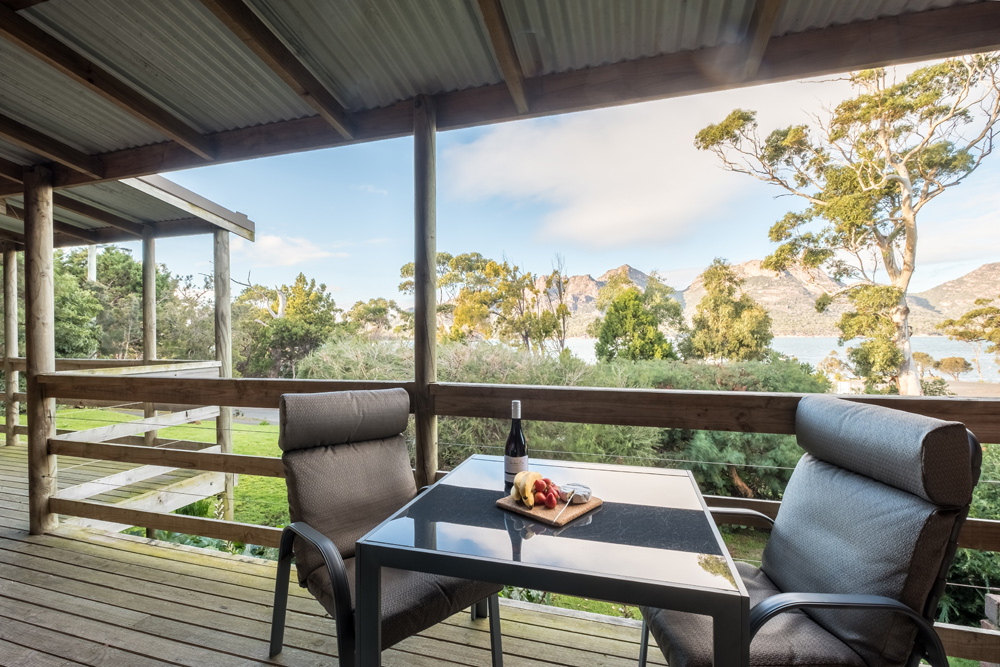 Self contained holiday rental accommodation Freycinet Coles Bay Tasmania